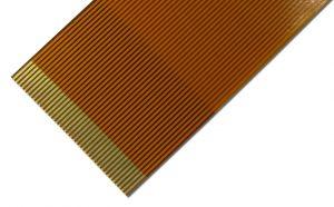 既製品フレキケーブル(FPCケーブル)の0.5mm写真